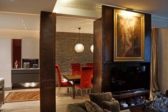 habillage poteau salon porte d entre pour interieur design salon unique decoration pour porte d. Black Bedroom Furniture Sets. Home Design Ideas