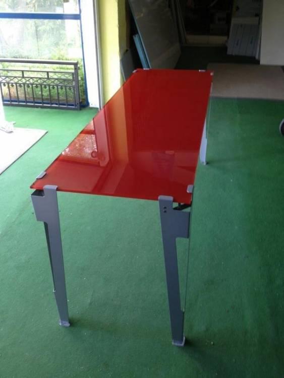 fourniture et pose d 39 un plan de travail pour bureau al s nad. Black Bedroom Furniture Sets. Home Design Ideas