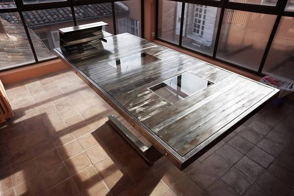 CREATION DE TABLE SUR MESURE A AIX EN PROVENCE